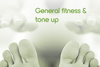 General fitness and tone up