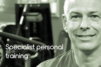 Specialist personal training