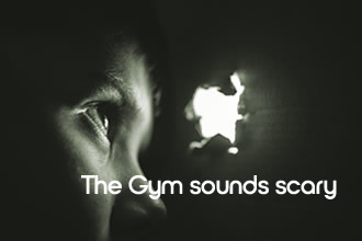 Sacred, fearful or the gym environment
